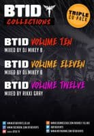 BTID - Collections - Volumes 10, 11, 12  - CD Pack
